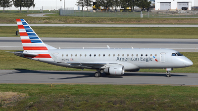 A picture of N101HQ - Embraer E175LR - American Airlines - © DJ Reed - OPShots Photo Team