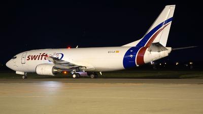EC-LJI - Boeing 737-301(SF) - Swiftair