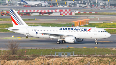 A picture of FHEPC - Airbus A320214 - Air France - © EduAtienza
