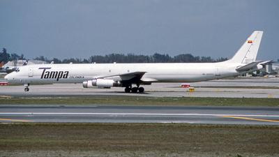HK-3490X - Douglas DC-8-63(F) - Tampa Cargo