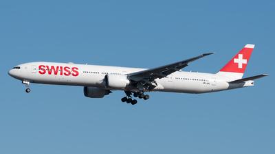 HB-JNL - Boeing 777-300ER - Swiss