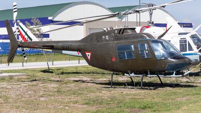 1621 - Bell 206B JetRanger III - Mexico - Air Force