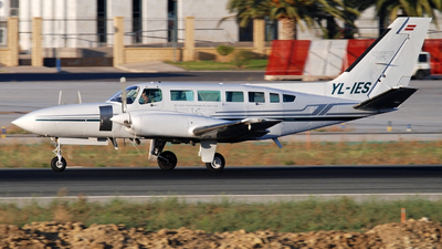 YL-IES - Cessna 404 Titan - Private