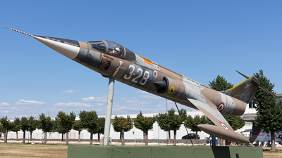 MM6768 - Lockheed F-104S ASA-M Starfighter - Italy - Air Force