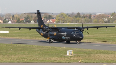 A picture of OYCLY - ATR 72500 - Air Alsie - © Frank LCBS