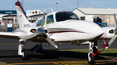 VH-CSX - Cessna 310R - Private