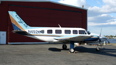 N492K - Piper PA-31-350 Chieftain - Katmai Air