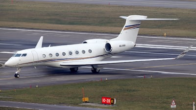 A6-HHH - Gulfstream G650 - United Arab Emirates - Dubai Air Wing