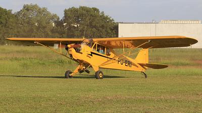 PU-ERI - Piper J-3C-65 Cub - Private