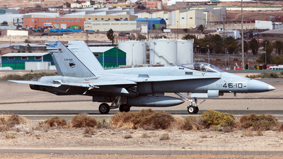 C.15-82 - McDonnell Douglas F/A-18A Hornet - Spain - Air Force