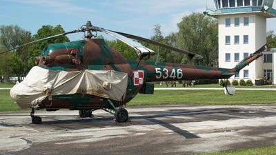5346 - PZL-Swidnik Mi-2 Hoplite - Poland - Army
