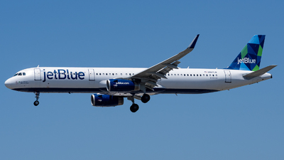 N947JB - Airbus A321-231 - jetBlue Airways
