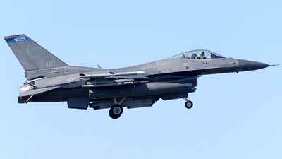 91-0410 - Lockheed Martin F-16CJ Fighting Falcon - United States - US Air Force (USAF)