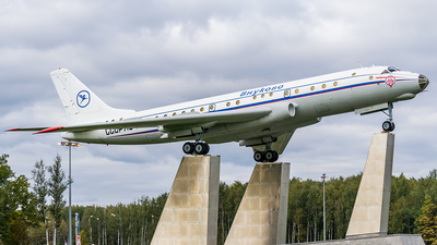 CCCP-L5412 - Tupolev Tu-104B - Aeroflot