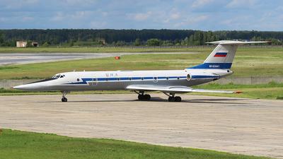 RF-93941 - Tupolev Tu-134UBL - Russia - Air Force