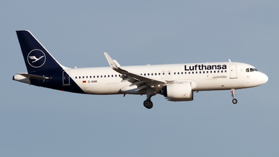 A picture of DAINK - Airbus A320271N - Lufthansa - © Oliver Richter