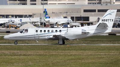 N887TX - Cessna 560 Citation Ultra - Textron Aviation