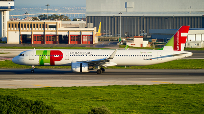 CS-TJI - Airbus A321-251N - TAP Air Portugal