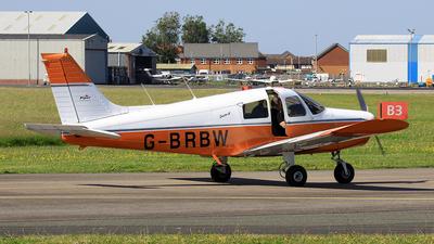 G-BRBW - Piper PA-28-140 Cherokee Cruiser - Private