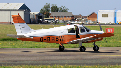 A picture of GBRBW - Piper PA28140 - [287425153] - © Michael Eaton