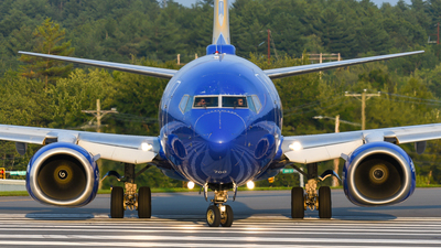 N7845A - Boeing 737-71B - Southwest Airlines