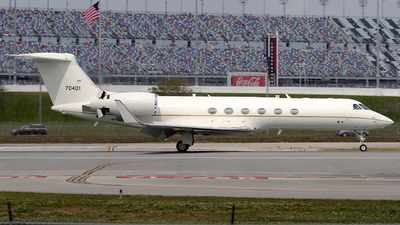 97-0401 - Gulfstream C-37A - United States - US Air Force (USAF)
