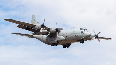 84007 - Lockheed Tp84 Hercules - Sweden - Air Force