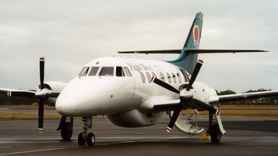 VH-XFB - British Aerospace Jetstream 32EP - Flight West Airlines
