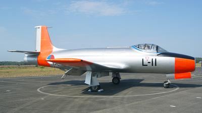 L-11 - Fokker S.14 Machtrainer - Netherlands - Royal Air Force