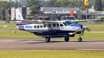 VH-DFV - Cessna 208B Grand Caravan EX - Australia - New South Wales Police