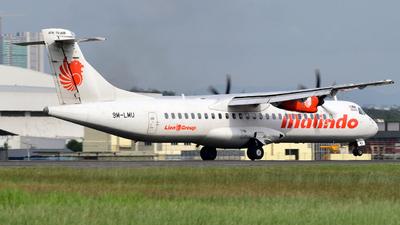 9M-LMU - ATR 72-212A(600) - Malindo Air