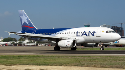 CC-COZ - Airbus A319-132 - LAN Airlines