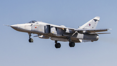 RF-95026 - Sukhoi Su-24MR Fencer - Russia - Air Force