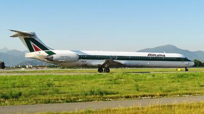 I-DACZ - McDonnell Douglas MD-82 - Alitalia