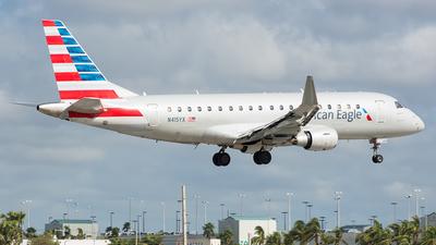N415YX - Embraer 170-200LR - American Eagle (Republic Airways)