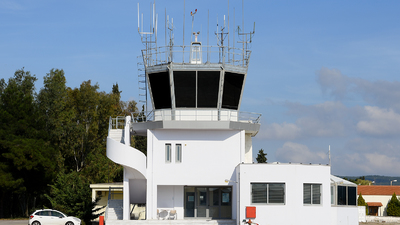 LGTT - Airport - Control Tower