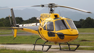 A picture of N244CP - Airbus Helicopters H125 - [7036] - © Jimmy Lorenzo