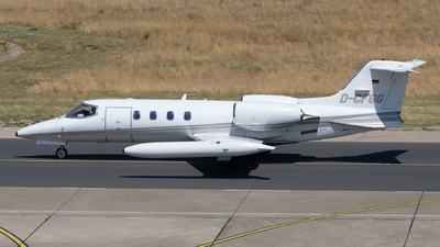 D-CFGG - Bombardier Learjet 36A - Quick Air Jet Charter