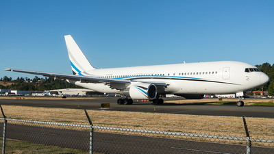 A picture of N767MW - Boeing 767277 - [22694] - © bill wang