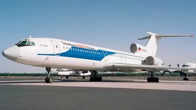 RA-85796 - Tupolev Tu-154M - Tyumen Avia Trans