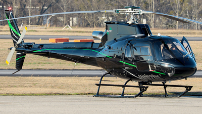 N987RL - Eurocopter AS 350B2 Ecureuil - Private