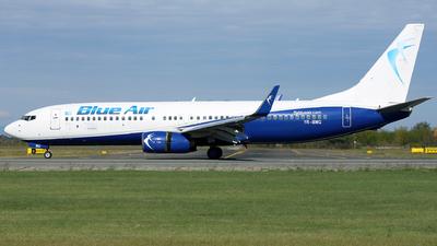 A picture of YRBMG - Boeing 73786N - Blue Air - © Marin Ghe.