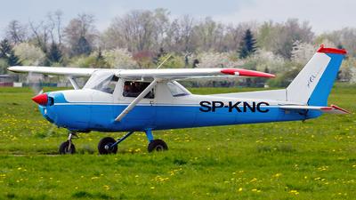 SP-KNC - Cessna 150 - Aero Club - Gliwicki