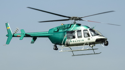 PNC-0930 - Bell 407GXP [54633] - Flightradar24