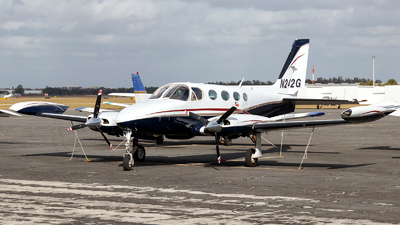 N242G - Cessna 340A - Private