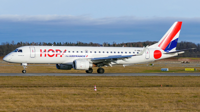 F-HBLC - Embraer 190-100LR - HOP! for Air France
