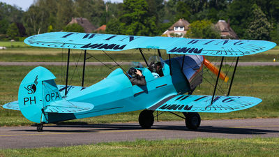 PH-OPA - Stampe and Vertongen SV-4B - Private