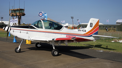 A picture of VHYCB - Pacific CT/4B Airtrainer - [098] - © Brenden