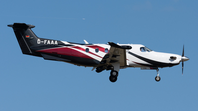 D-FAAA - Pilatus PC-12/47E - Private