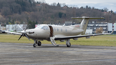 LX-JFH - Pilatus PC-12/45 - Jetfly Aviation
